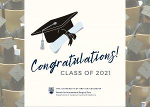 Congratulations to BISC Spring 2021 Graduates!